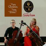 Musica Di...Vina - tango večer z vini Sanctum