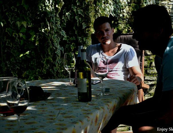 Bizeljsko wine tasting experience Slovenia 3