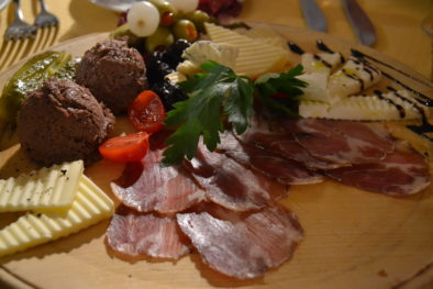 Slovenian traditional food