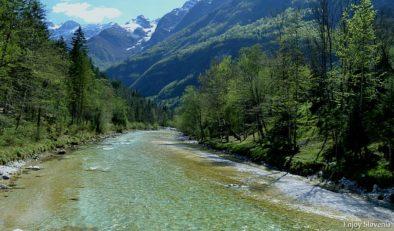 Hiking and trekking in Slovenia