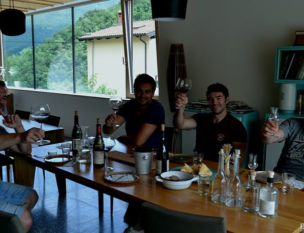 Wine tasting tours Slovenia always fun with slovenian wine 1