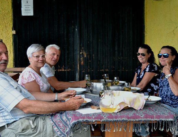 Wine tasting tour in Bizeljsko