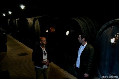 Wine tasting tour Slovenia winery visit Maribor 1